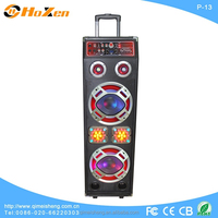 Supply all kinds of speaker 1000w,subwoofer speaker box,active speaker with rechargeable battery