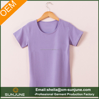 Women's hot sale sexy modal undershirt clothing