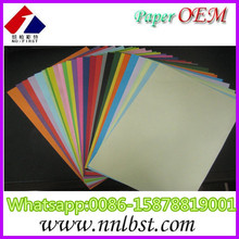 Colorful Offset printing paper mills in China