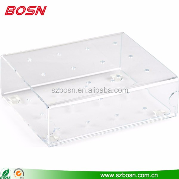 Popular customized lollipop display lucite Perspex rubber sucker holder plexiglass sweet stand for sale