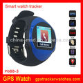 new arrived GSM quad band GPS tracker watch phone PG88 support Real-time tracking, positon, SOS and phone