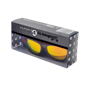 Custom Printed Different Size PVC /PET Packaging Box for Sunglasses