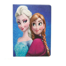 Back cover for iPad pro tablet parts / accessories for iPad pro back cover / frozen pu case for iPad pro stand cover