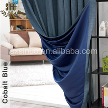 Wholesale Home Decorative Luxury curtain with special valance