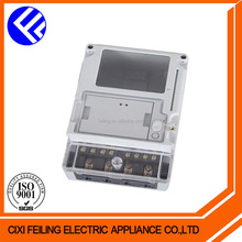 DDSY-2034-2 Single-phase plastic meter case PC or ABS good quality Electric meter housing