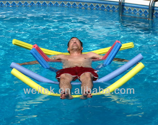 foam floating pool noodles