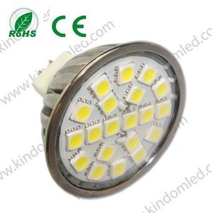 4W 5050 Mr16 SMD led lamp cup