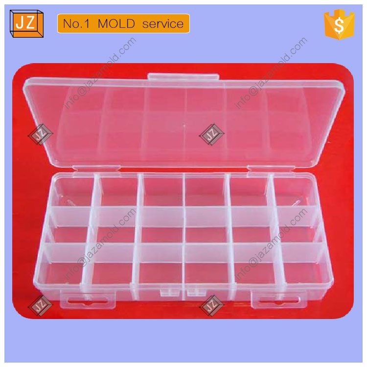 customized HDPE plastic injeciton mold maker