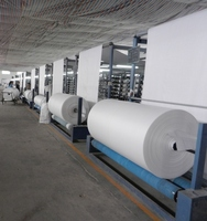 Tubular pp woven fabric from 200 to 440cm for FIBC super sack