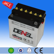 Best Price 12V Exide 10Ah Battery/Motorcycle Spare Parts For Lifan