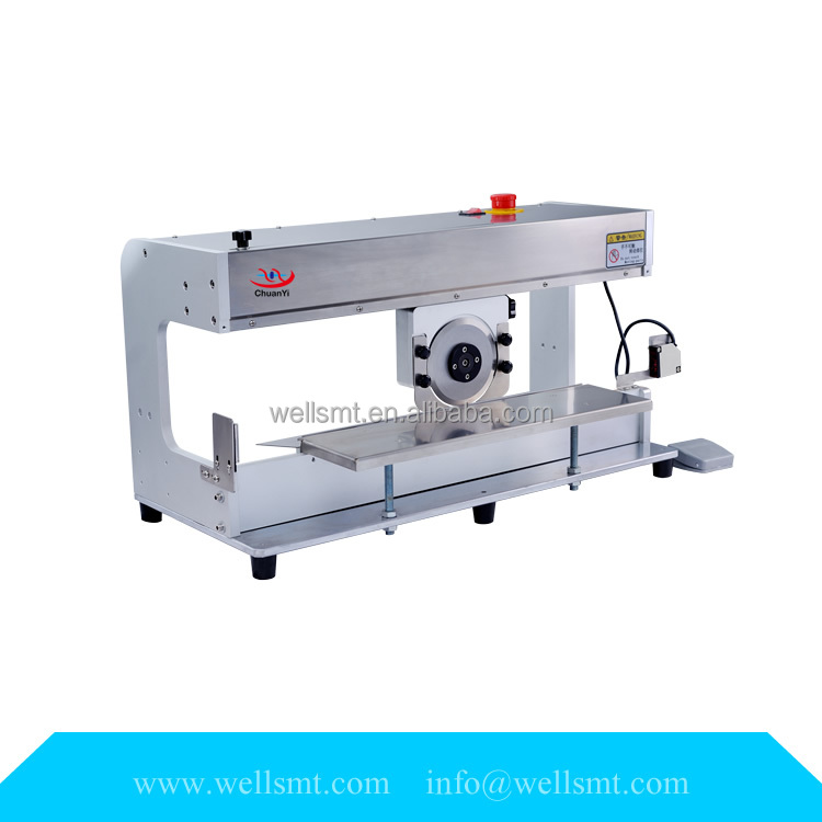 V groove PCB separator machine/PCB cutting machine/V score cutting machine