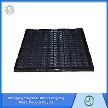 high quality customized factory outlet waterproof plastic laptop tray