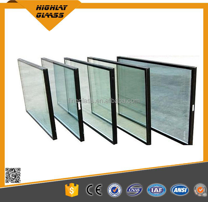 Best price for low e insulated glass low e double pane for Best triple glazing