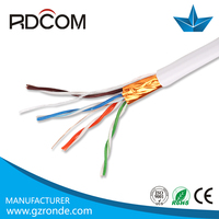 Top Sale lan cable China factory FTP cat5e home network