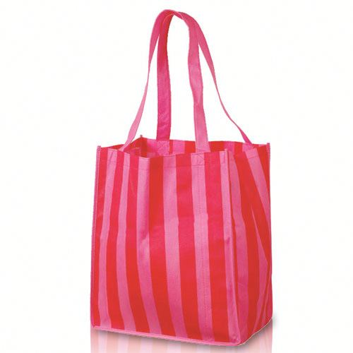 non-woven bag with hook top