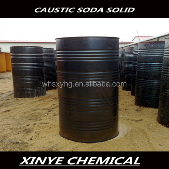 market price of caustic soda solid 99% NaOH
