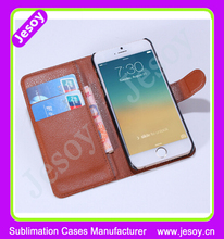 JESOY New Products For iphone Leather Cell Phone Cover Case, Flip Wallet Leather Case Cover For Apple iphone