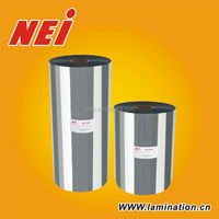 21micron silver pet metalized laminating film rolls