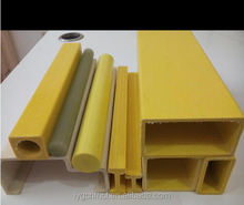 FRP fiberglass rectangular tube