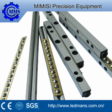 MMS small wheels linear guide SMT shafted drived type