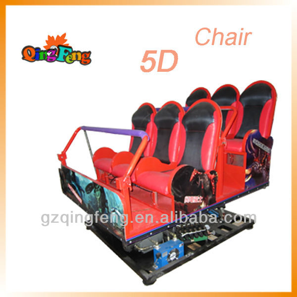 Kids amusement 5d 6d 7d xd cinema equipment