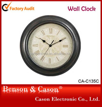Cason retro wall clock antique swing clock
