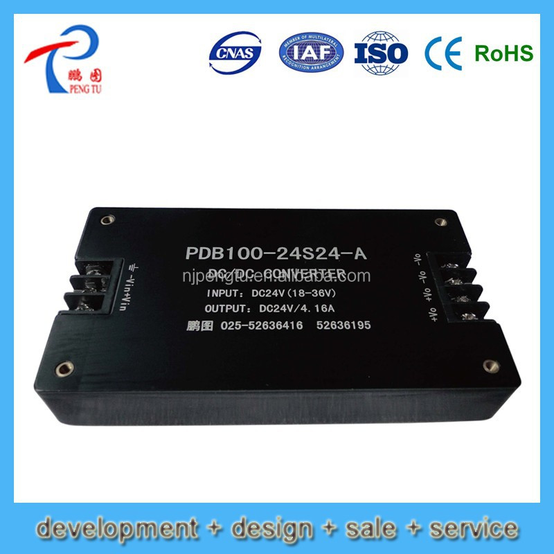 PDB-A/A1 Series 75-120W DC/DC Switching power supply module