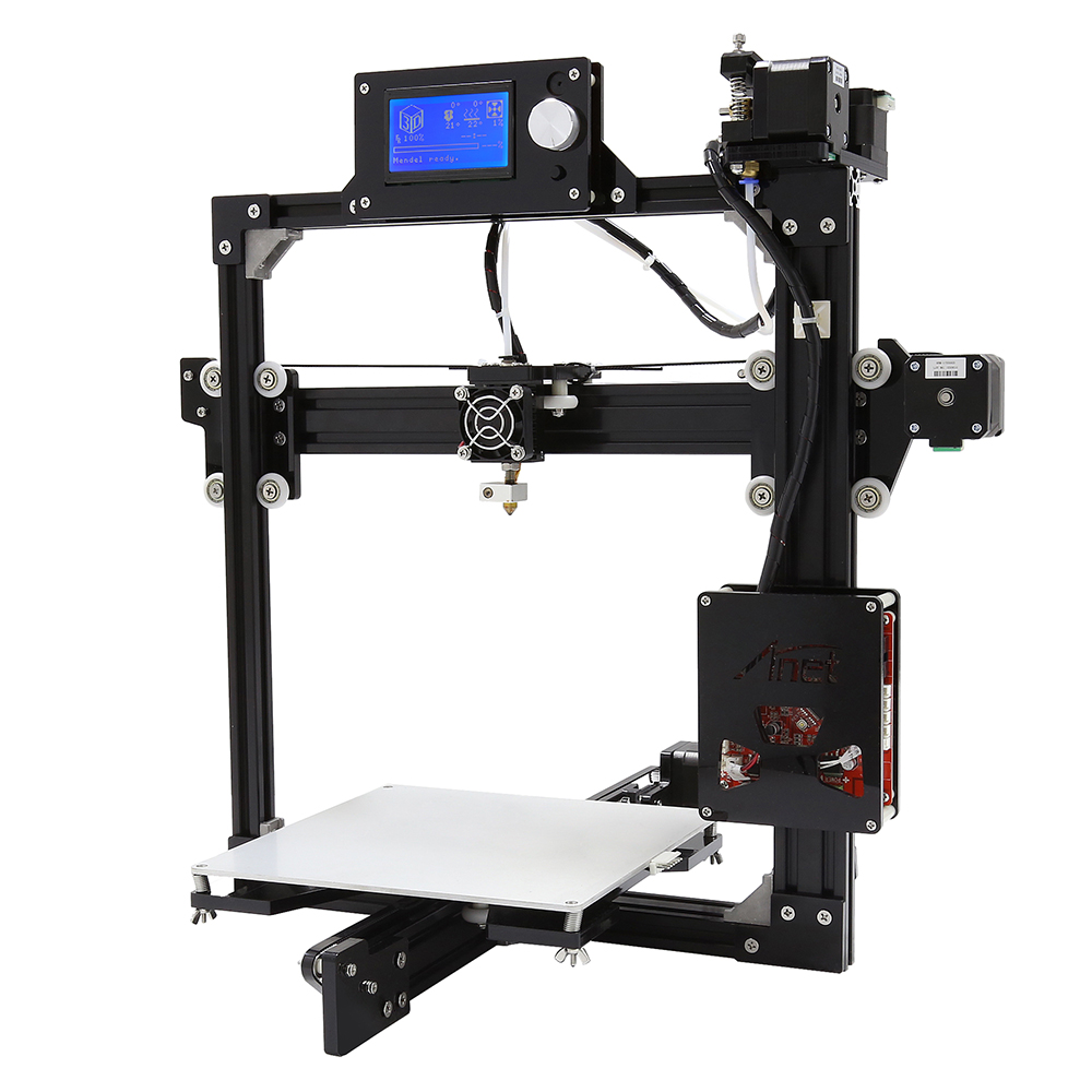 1 day delivery arduino Anet 3d printer a2 for jewelry for sale China OEM/ODM