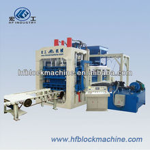 QT6-15C light weight fly ash bricks making machine