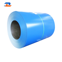 Color coated steel coil / PPGI - Prime quality