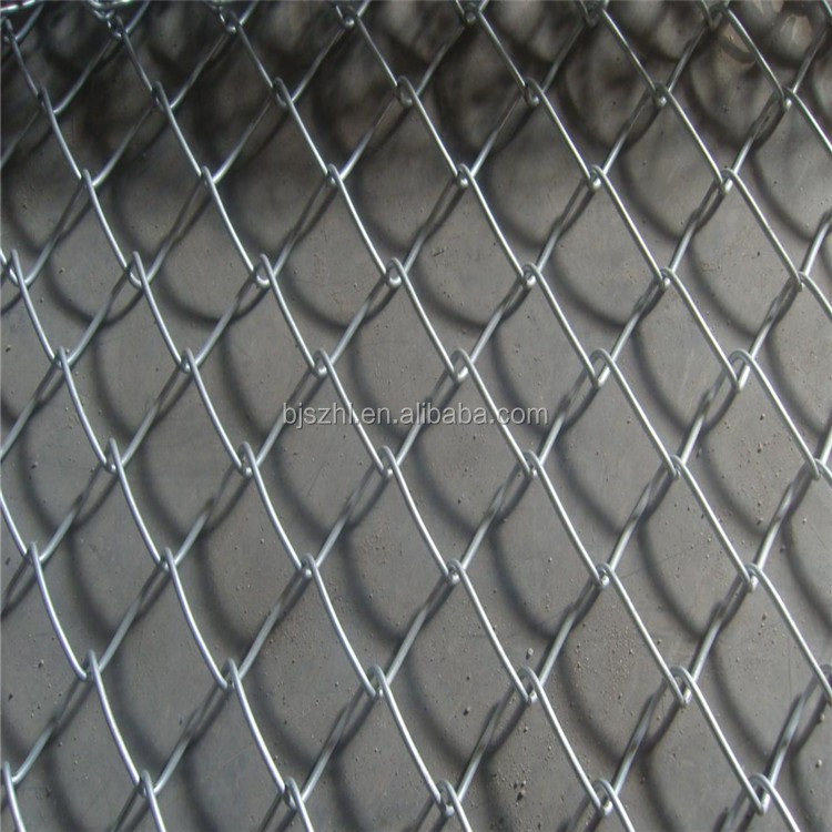 galvanized chain link fence post diameter from china supplier