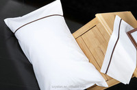 Anti bug pillow cover custom pillow cases from alibaba china