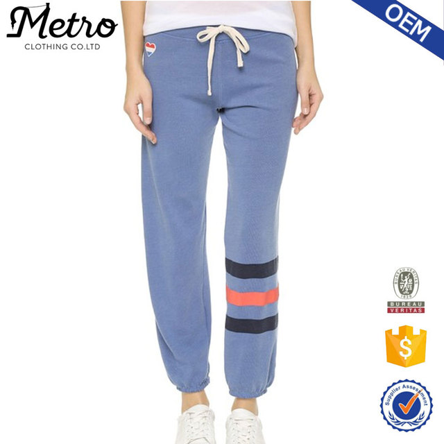 Different kinds of sports wear crane women sports pants 2016 wholesale