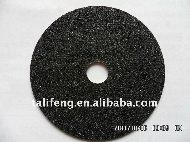 Ultra-thin rubber cut off wheel for ss