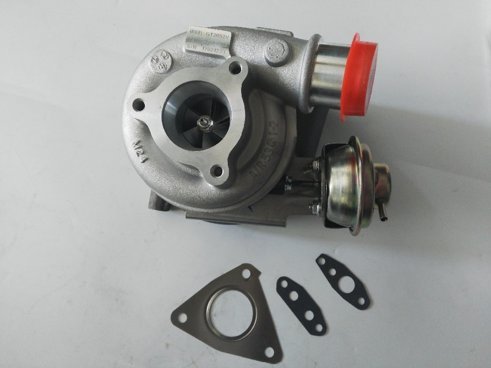 zd30 turbo GT2052V for nissan patrol zd30 DI TDI turbocharger