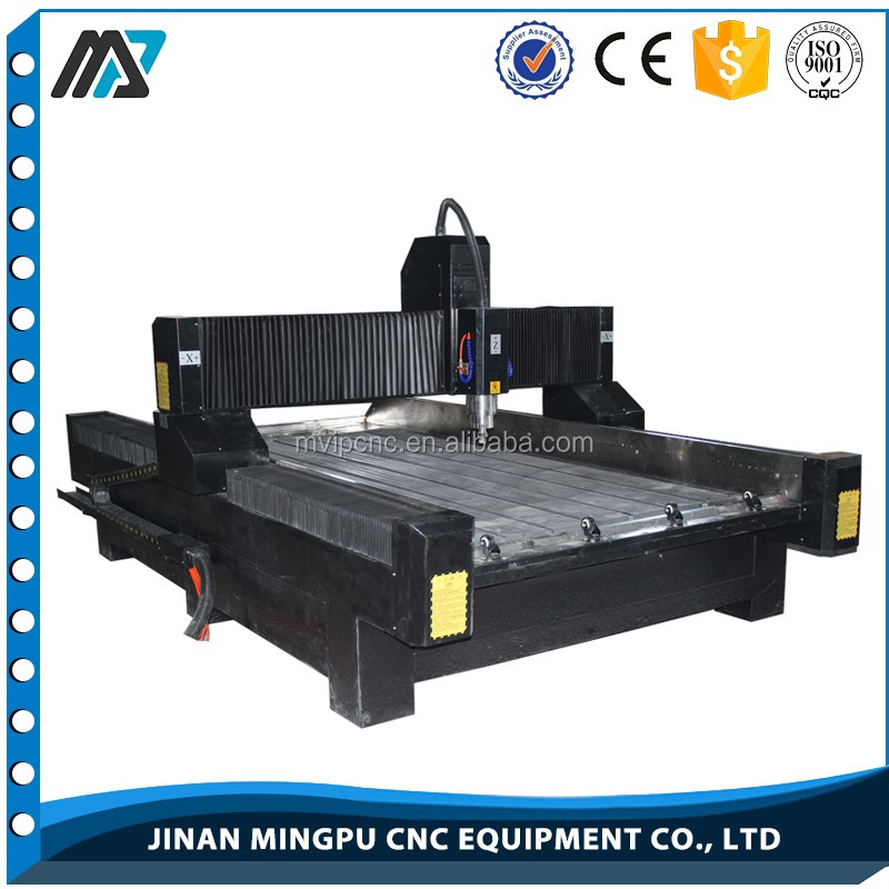 chinese engraving cnc stone router for tombstone/gravestone/headstone