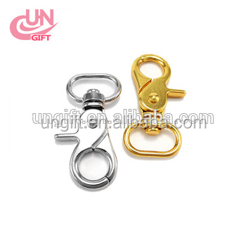 Bag Clasps Lobster Swivel Trigger Clips Snap Hook for 20 or 25 mm strapping