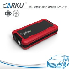 2 in 1 mini jump starter start vehicle charge phone