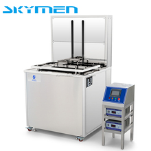 Skymen plastic mold ultrasonic cleaner, auto lifting ultrasonic cleaning machine