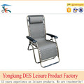 Portable chair recliner, zero gravity chair for noon break from Chinese factory