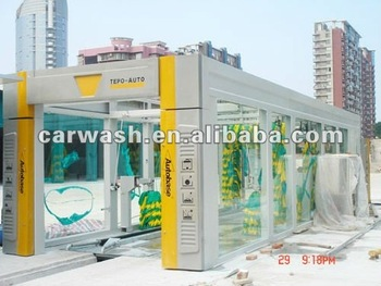 Automatic Tunnel Car Wash Systems TEPO-AUTO TP-901