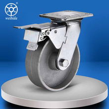 High quality heavy duty castor wheel manufactures in china