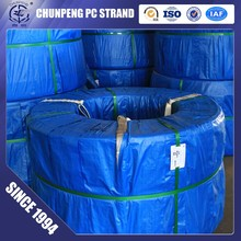 best sale HDPE coated 7 wire strand for Railways and Bridges