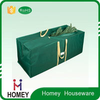 Hot Quality Cheap Price Custom Made Foldable Christmas Tree Storage Bag Behind Door