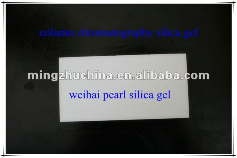 thin layer chromatography silica gel