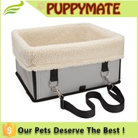 China factory wholesale pet cat seat carrier/high quality dog booster box/pet carrier dog