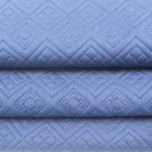 New model polyester knitted pile fabric