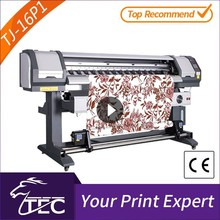 customization 1.6m 1 pc pc3200 head cmyk sports wear light cloth machine printing