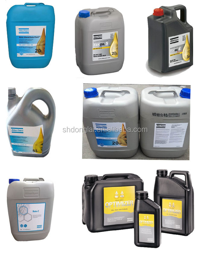 Atlas copco Roto inject fluid 2901052200 synthetic oil air compressor oil