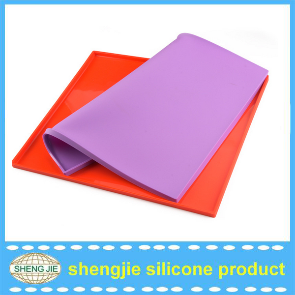 2016 top sale silicone placemat for kids ,dining table mat,hot food table mat
